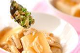 中華風とろみ豆腐の作り方4