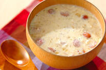 ビーンズミルクスープ