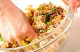 鶏照焼きハンバーグの作り方6