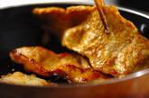 豚肉のカレー粉焼きの作り方3