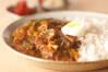 サバと野菜のカレーの作り方の手順