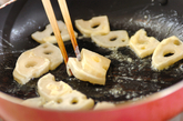 レンコンのマヨネーズ焼きの作り方2