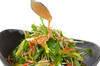 たくあんサラダの作り方の手順4