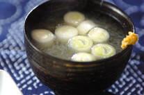 ユズコショウ風味おろし汁