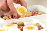 卵とほうれん草のグラタンの作り方3