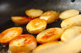 ジャガイモのみそバターソテーの作り方4