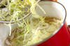 レタスのスープの作り方の手順4
