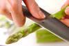 レタスのスープの作り方の手順2