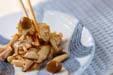 キノコの炒め煮の作り方6