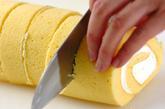 カリカリケーキの下準備1