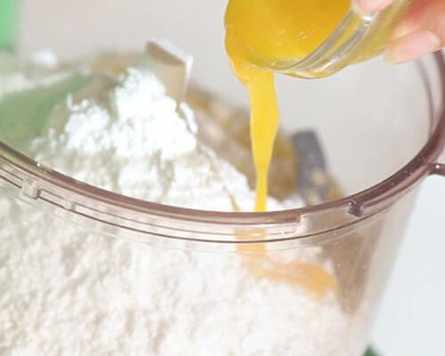チェリータルトの作り方の手順1