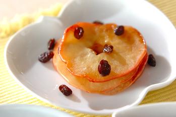 リング焼きリンゴ