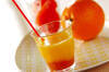 オレンジトマトジュース