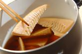 タケノコの煮物の作り方1