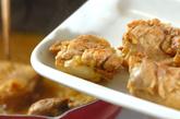 鶏もも肉のカレー煮込みの作り方5