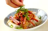 チャーシュー豆腐の作り方2