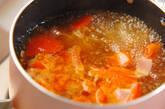 トマトのスープの作り方4