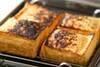 厚揚げステーキの作り方の手順3
