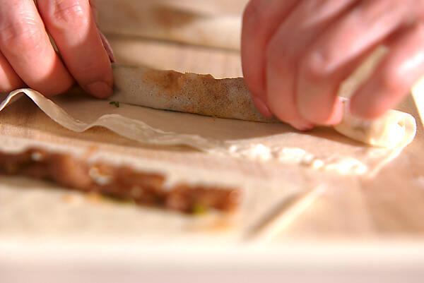 焼肉スティックの作り方の手順4