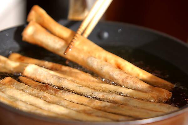 焼肉スティックの作り方の手順5