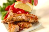 チキンのハーブ焼きの作り方4