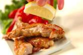 チキンのハーブ焼きの作り方8