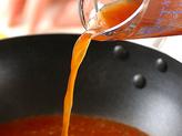酢豚風テンペの作り方3