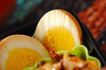 酢じょうゆ卵