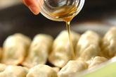 焼き餃子の作り方5