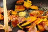 カボチャのカレーバター炒めの作り方4