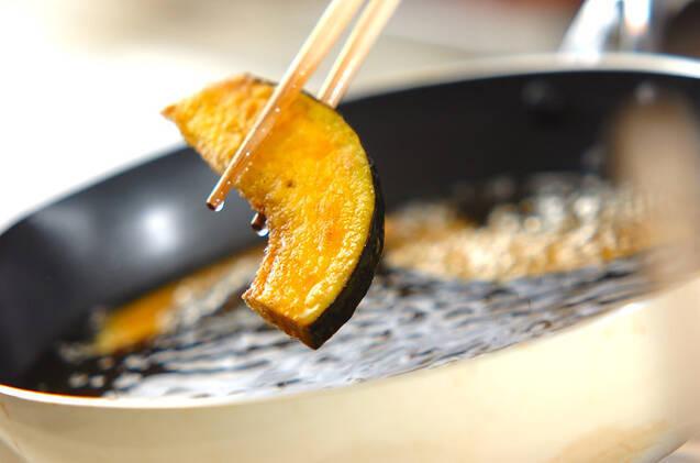 サバの竜田揚げ丼の作り方の手順8