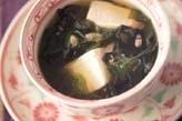 ツナ豆腐のスープ