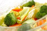 キャベツのサラダの作り方4