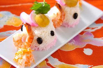 プティ・おせち寿司