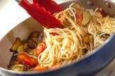 バルサミコ風味ナストマスパの作り方5