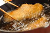トロトロ卵のカツ丼の作り方6