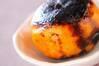 焼きミカンの作り方の手順