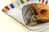 塩サバのもみ漬け添えの作り方8