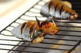 塩サバのもみ漬け添えの作り方5
