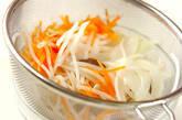 モヤシの甘酢和えの作り方6