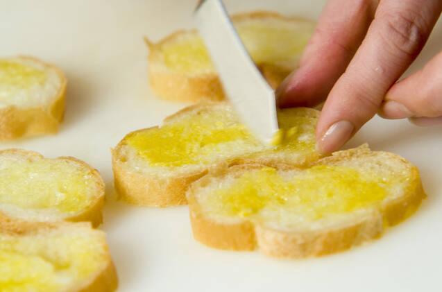 串揚げサンドイッチの作り方の手順1