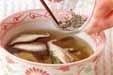 シイタケの中華スープの作り方2