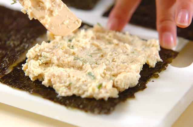 豆腐の照焼きの作り方の手順8