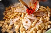 大豆のスパイシー炒めの作り方1