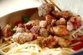 鶏レバーのみそ炒めの作り方8