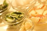 水キムチ風スープの作り方2