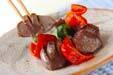 砂肝の塩炒めの作り方の手順7