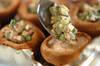 シイタケのマヨ焼きの作り方の手順2