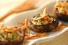 シイタケのマヨ焼きの作り方の手順