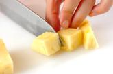 ナタデココフルーツの作り方1